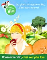 Consommer bio, c'est voir plus loin